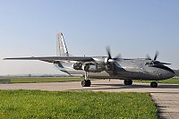 Hungary Air Force – Antonov AN-26 406