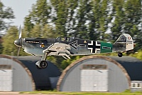 Private/Soukromé – Hispano HA-1112-M1L Buchon D-FMVS