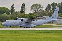 Poland Air Force – CASA C-295M 018