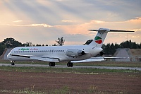 Bulgarian Air Charter – McDonnell Douglas MD-82 LZ-LDF