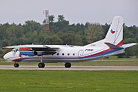 Czech Air Force – Antonov AN-24V 7109