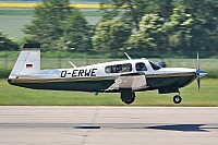Private/Soukromé – Mooney M-20R Ovation D-ERWE