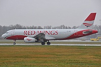 Red Wings – Airbus A320-233 VP-BWZ