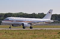 Germany Air Force – Airbus A319-115 (CJ) 15+01