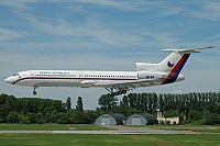 Czech Air Force – Tupolev TU-154M 1016