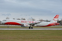 Red Wings – Airbus A321-231 VP-BRB