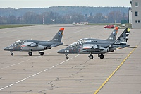 Belgium Air Force – Dassault-Dornier Alpha Jet 1B+ AT11
