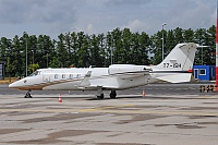 Private/Soukromé – Gates Learjet 60XR T7-ISH