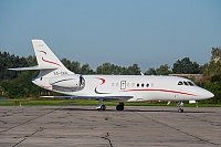 Private/Soukromé – Dassault Aviation Falcon 2000 ES-CKH