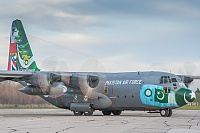 Pakistan Air Force – Lockheed C-130E Hercules 4178