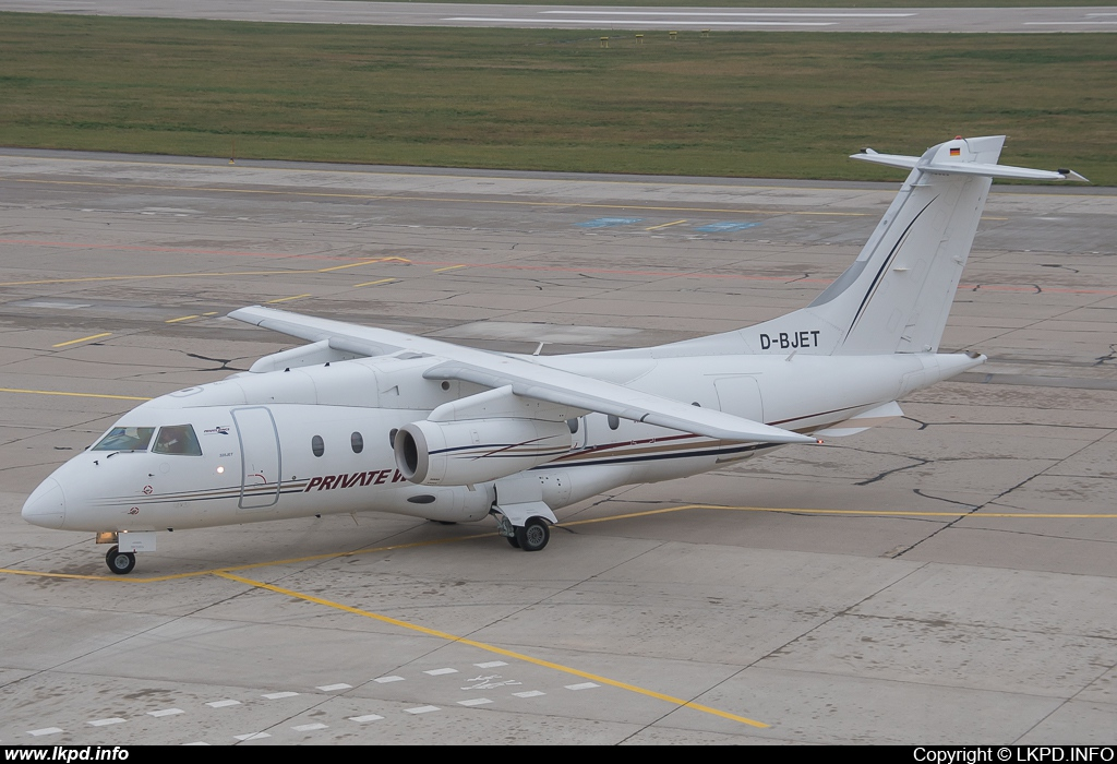 Private Wings – Dornier DO-328-310 JET D-BJET