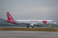 Red Wings – Airbus A321-211 VP-BAN