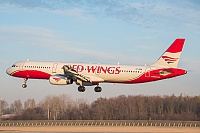 Red Wings – Airbus A321-231 VP-BRM