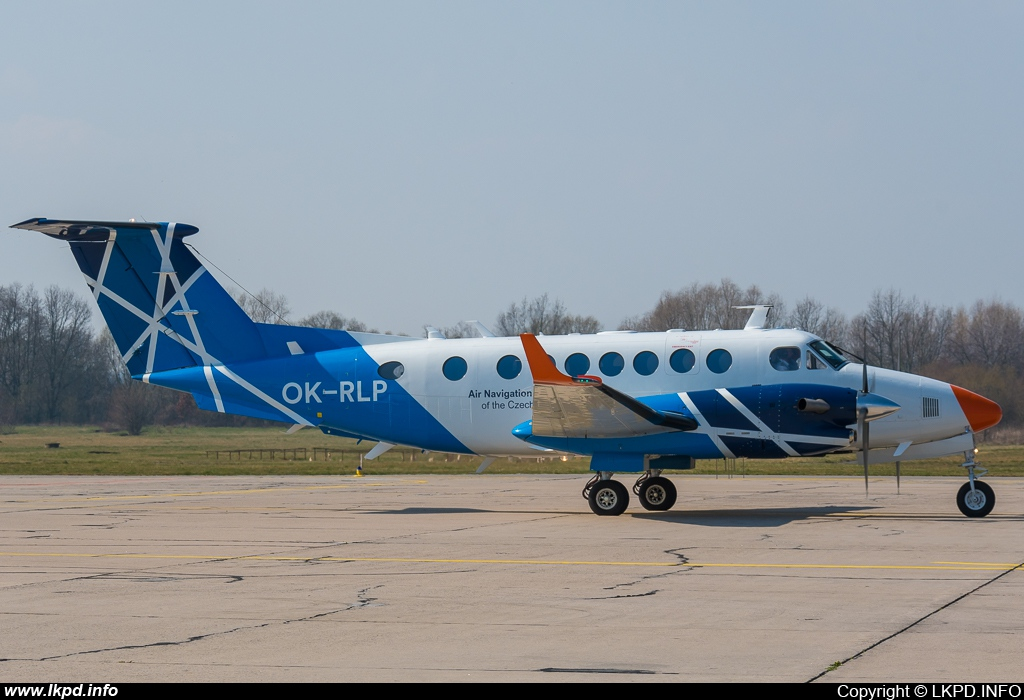 Air Navigation Services – Beech 350 OK-RLP