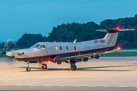 OK Aviation Wings – Pilatus PC-12/47E OK-TBE