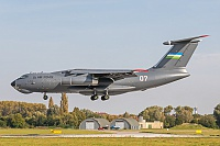 Uzbekistan Air Force – Iljušin IL-76MD UK-76007